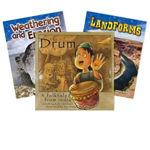 Wonders Grade 2- Our Life / Our Wild (4 Books)
