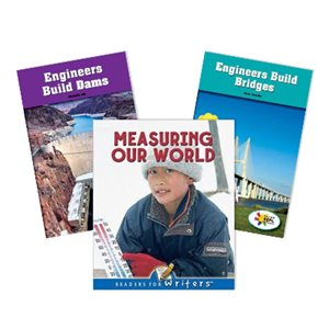 NGSS First Grade- Engineering Design 3 Book Collection