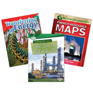 NGSS Fourth Grade- Energy 6 Book Collection