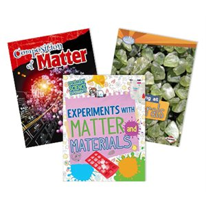 NGSS Fifth Grade- Structure and Properties of Matter 3 Book Collection