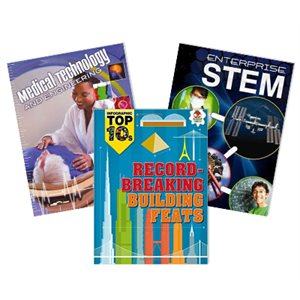 NGSS MS Engineering Design (5 Books)