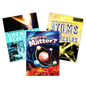 NGSS MS Physical Science - Matter and Its Interactions (3 Books