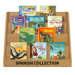 Authentic Spanish Language Collection- Grade 3 (28 Books)