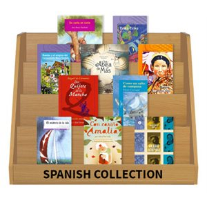 Authentic Spanish Language Collection- Grade 5 (20 Books)