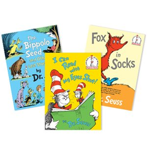 Dr. Seuss Thematic Units - Reading (13 Books)