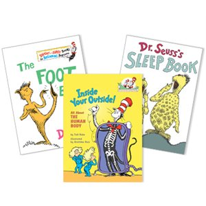 Dr. Seuss Thematic Units -Health & Body (7 Books)