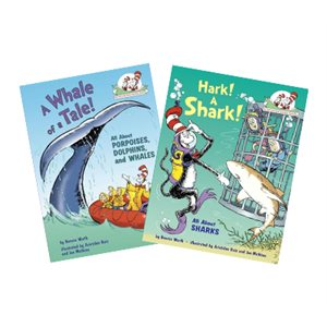 Dr. Seuss Thematic Units - Oceans (5 Books)