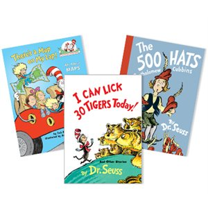 Dr. Seuss Thematic Units - Math (6 Books)