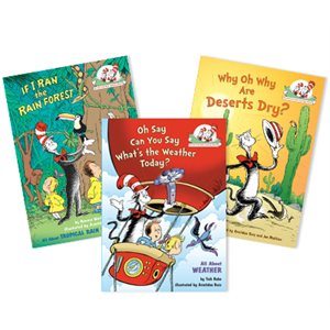 Dr. Seuss Thematic Units - Weather (3 Books)