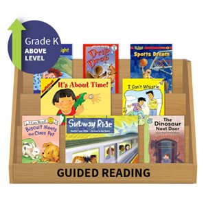 Guided Reading Collection: Kindergarten Above Level (20 Books)