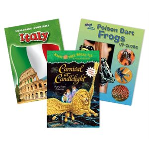 Engage NY EL Grade 3 Classroom Collection - Module 2A / 2B (173 Books)