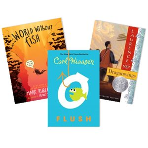 Engage NY EL Grade 6 Classroom Collection - Module 3A / 3B (75 Books)