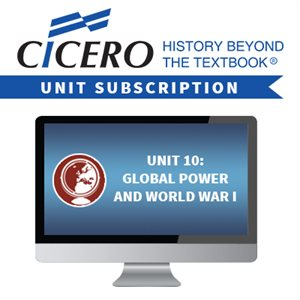 Global Power and WWI (Unit Subscription)