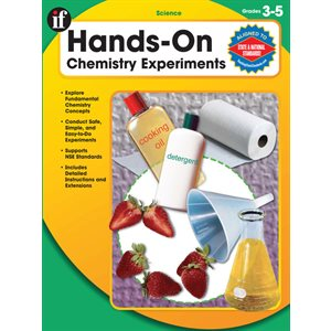 Hands-On Chemistry Experiments, Grades 3-5 (eBook)