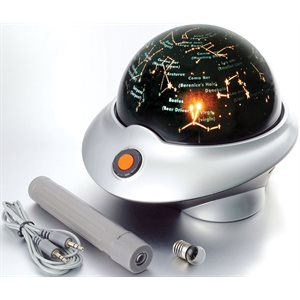 Talking Galaxy Planetarium with Night Light