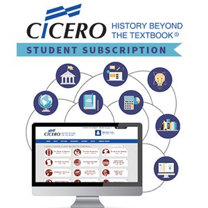 CICERO History Beyond the Textbook Additional Student License