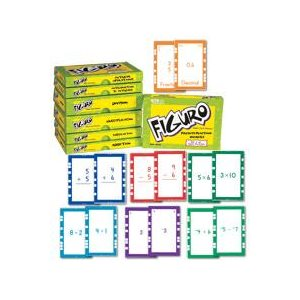 Figuro Integer Operations Cards