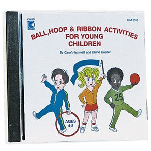 Ball, Hoop & Ribbon Activities