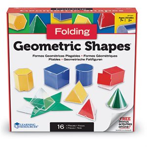 Folding Geometric Shapes™