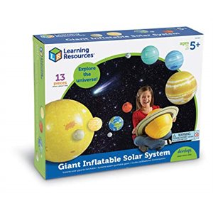 Giant Inflatable Solar System Set