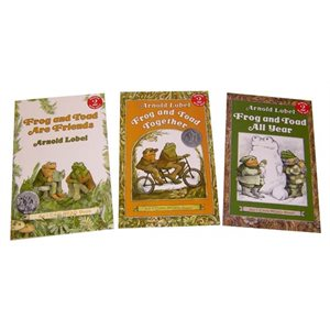 Frog and Toad All Year, Frog and Toad Together, Frog and Toad Are Friends Teacher Guide