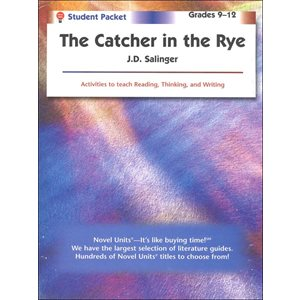 Catcher in the Rye Student Pack
