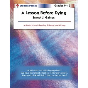 A Lesson Before Dying Student Pack