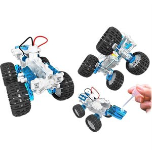 Salt Water Fuel Cell Cell Monster Truck