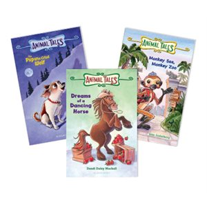 Animal Tales (8 Bk Set)