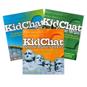 KidChat Q&A               (8 Book Set)