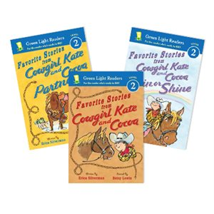 Cowgirl Kate Chapter Books (6 Bk Set)