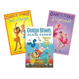 Divas and Goofballs! Chapter Books (8 Bk Set)