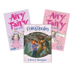 Girls and Fairies (6 Book Set)