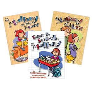 Meet Mallory (6 Book Set)