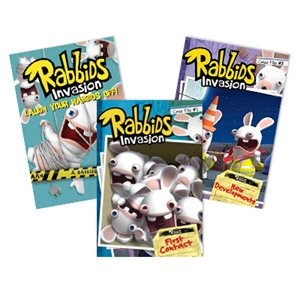 Rabbids - Hilarious Tales! (6 Bk Set)