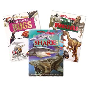Wonders of Learning - Animals  (6 Book Set)