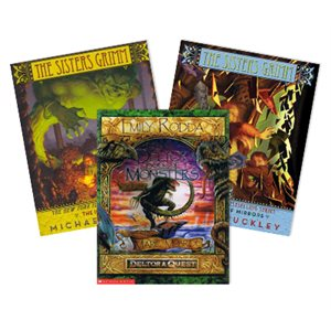 Fantasy Favorites (6 Book Set)