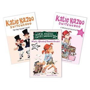 Katie Kazoo (12 Book Set)