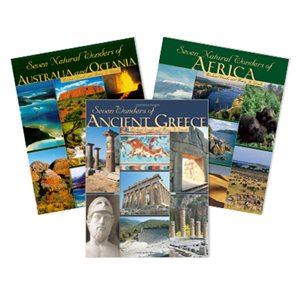 Multicultural Nonfiction (8 Book Set)