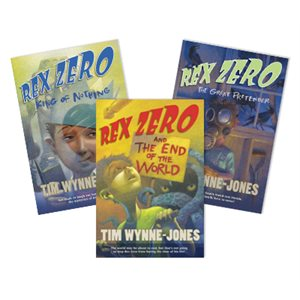 Rex Zero (6 Book Set)