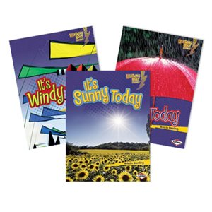 What's the Weather Today? (8 Bk Set)