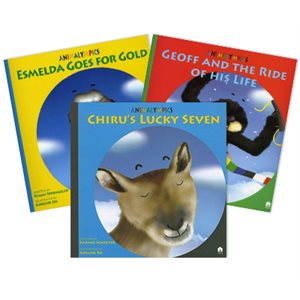 Animalympics and Other Adventures (8 Books)