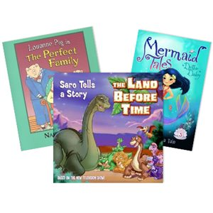 Animal Picturebooks (6 Books)