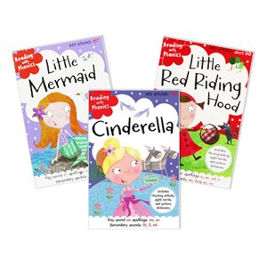 Fairytales for Girls (10 Books)