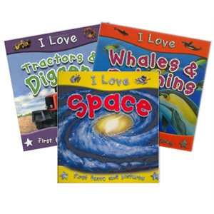 Kids Love First Facts - Set B: Other Fun Facts (10 Books)