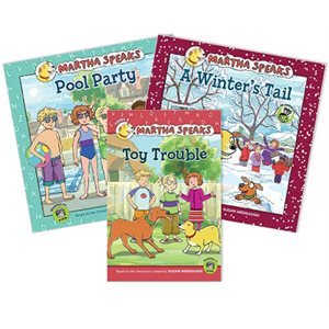 Martha Speaks Picture Books (8 Books)