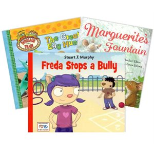 AKJ Preschool Assortment (14 Books)