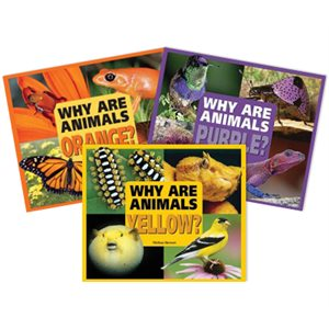 Rainbow of Animals (8 Books)