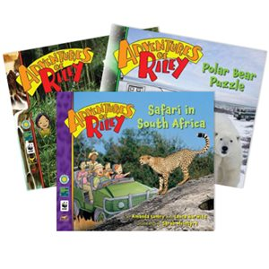 Adventures of Riley (8 Books)