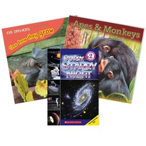 Early Science and Nature (6 Books)